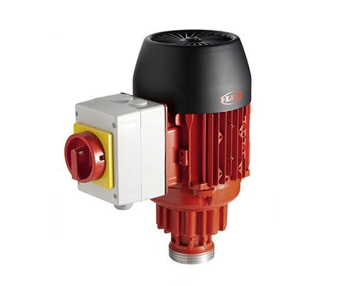 FLUX Three-phase motors   FLUX Pumps Corp  USA - Barrel